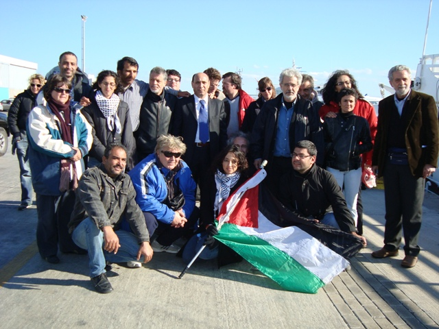 Our seventh delegation to Gaza (January 2009)